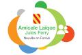 Amicale Laïque Jules Ferry Logo